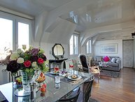 Eiffel Tower Penthouse One Bedroom - ID# 384
