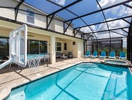 Solara Resort 209 - Luxury villa with home theater and game room near Disney