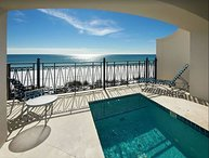 Villa Royale: Winter Discounts Available! Frangista Beach Gulf Front with Pool