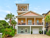 Bella Blue: Secluded with Gulf Views, Private Pool