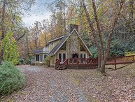Get lost by the creek at Lost Creek Cottage! Fire pit, pet friendly, quiet!
