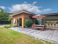 Sierra Oasis - Modern Wanaka Holiday Home, Abel Tasman National Park