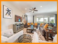 Encore Resort 751 - Modern villa with private pool and game room near Disney