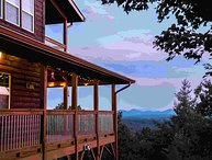 SPECTACULAR MOUNTAIN VIEWS W GREAT SUNSETS,SECLUDED,DOG FRIENDLY,HT