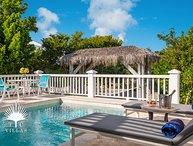 TC Villas // Nutmeg Cottage // Private pool & beach access