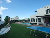 Fantastic 3 bed villa in Playa Blanca with hot tub LVC338912