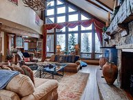 133 Holden Road, 5 Bedroom/6 Bath, Beaver Creek Mountain Views! Private Sauna &