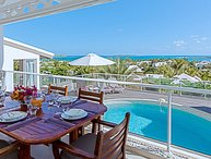 Villa Ocean View | Ocean View - Located in Stunning Orient Bay with Private Po