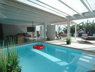 Great 2 bed villa in La Asomada with indoor pool LVC339887