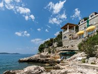 Villa with panoramic sea view near Dubrovnik