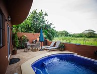Casa Vista Museo - Just 1 Block From The Heart Of San Pancho With A Pool & A/C!