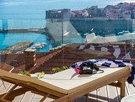 Villa with view of Old Town of Dubrovnik