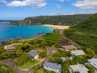 Ocean-View Waimea Bay Home With A/C, Two Living Spaces & Kitchens: Waimea Dream
