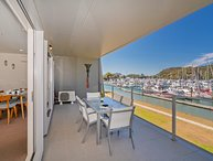 Harbourside with Marina Views - Whitianga Holiday Apartment, Whitianga