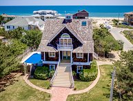 Nantucket Charm | 280 ft from the Beach | Private Pool