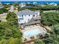 Castle on a Cloud | 450 ft from the beach | Private Pool, Hot Tub | Southern Sho