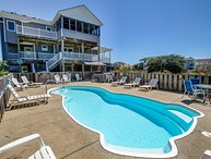 Four Sea Sons | 497 ft from the beach | Private Pool, Hot Tub | Corolla