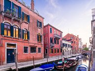 Gritti Premium - charming canal view apartment with terrace in top location