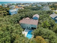 Sandy Shoals | 820 ft from the beach | Private Pool | Duck