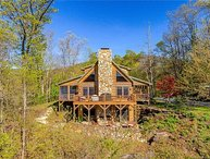 Stairway to Heaven | Beautiful long-range views & outdoor fireplace!