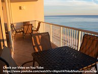 Majestic Beach Resort, Ocean Front Master Bedroom, Great Amenities, sleeps 8