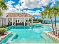 Villa Petite Plage 4 | Beach Front - Located in Magnificent Grand Case with Pr