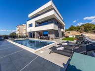 Croatia Sibenik Luxury sea view villa for rent