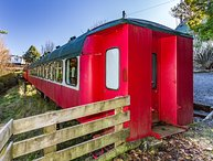 Ohakune Train Stay - Carriage A, Ohakune