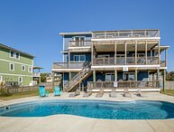 Down South | 450 ft from the beach | Private Pool