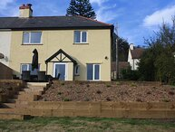 Combe Lane Cottage, Exford - Modern property with large garden for up to 5 guest