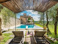 La Leopoldina, luxury 8 bedrooms villa with heated private pool close Florence!