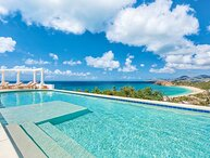 Villa Terrasse De Mer | Beach View - Located in Beautiful Terres Basses with P