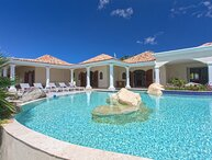 Villa La Salamandre | Near Ocean - Located in Exquisite Terres Basses with Pri