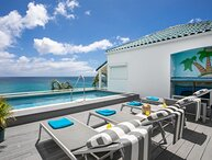 Condo SeaEsta | Beach Front - Located in Fabulous Cupecoy with Private Pool