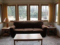Secluded home less than 5 minutes to Kenai River