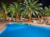 AZ Oasis! Heated Pool & Spa - Sport Court & Putting Greens | Pool Table & Games!